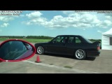 Ferrari vs BMW M3 E30 HD  B I T C H I N G__C A R S