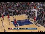 Предсезонка НБА. Индиана - Чикаго (4-ая четверть)